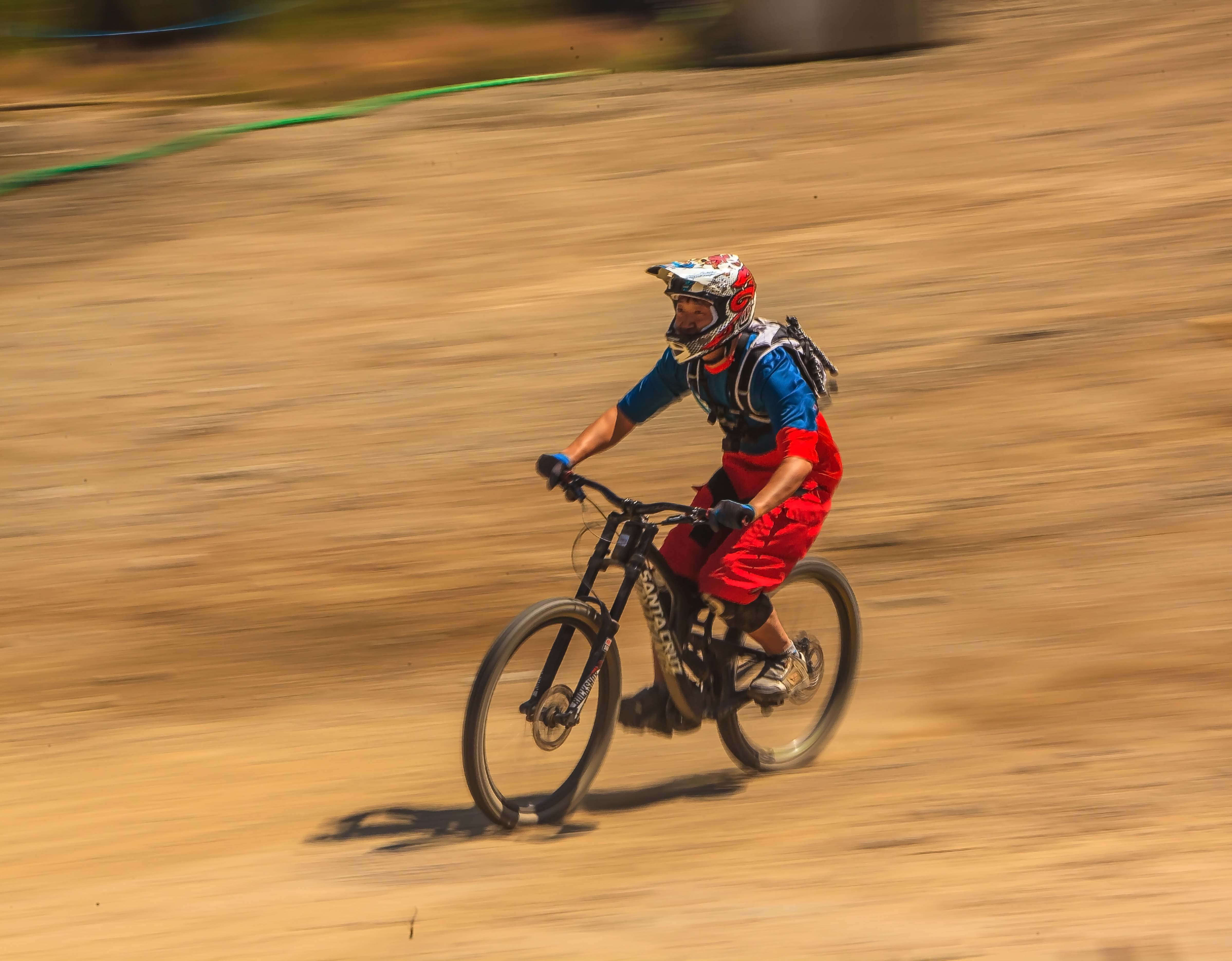 Brian Cooombs - 1 Panning