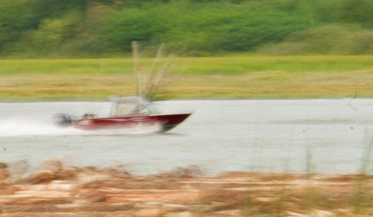 Mary Zwick - 1_Iona Boat