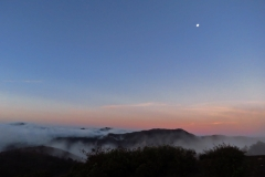 Dorothy Singleton - dorothy_2_Sunrise in Sagada IMG_3177  Moon before sunrise1