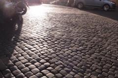 Ada-Li-pebble-road-Rome