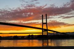 Dorothy-dorothy_1_Bridges-Sunset-on-Alex-Fraser-Bridge2-IMG_5527