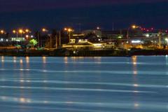 Paul-Rennie-night-view-from-2-Rd-bridge