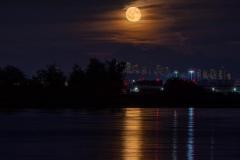 Paul-Rennie-Halloween-moon-over-Fraser