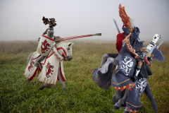 Paul-Rennie-Table-knights-in-combat