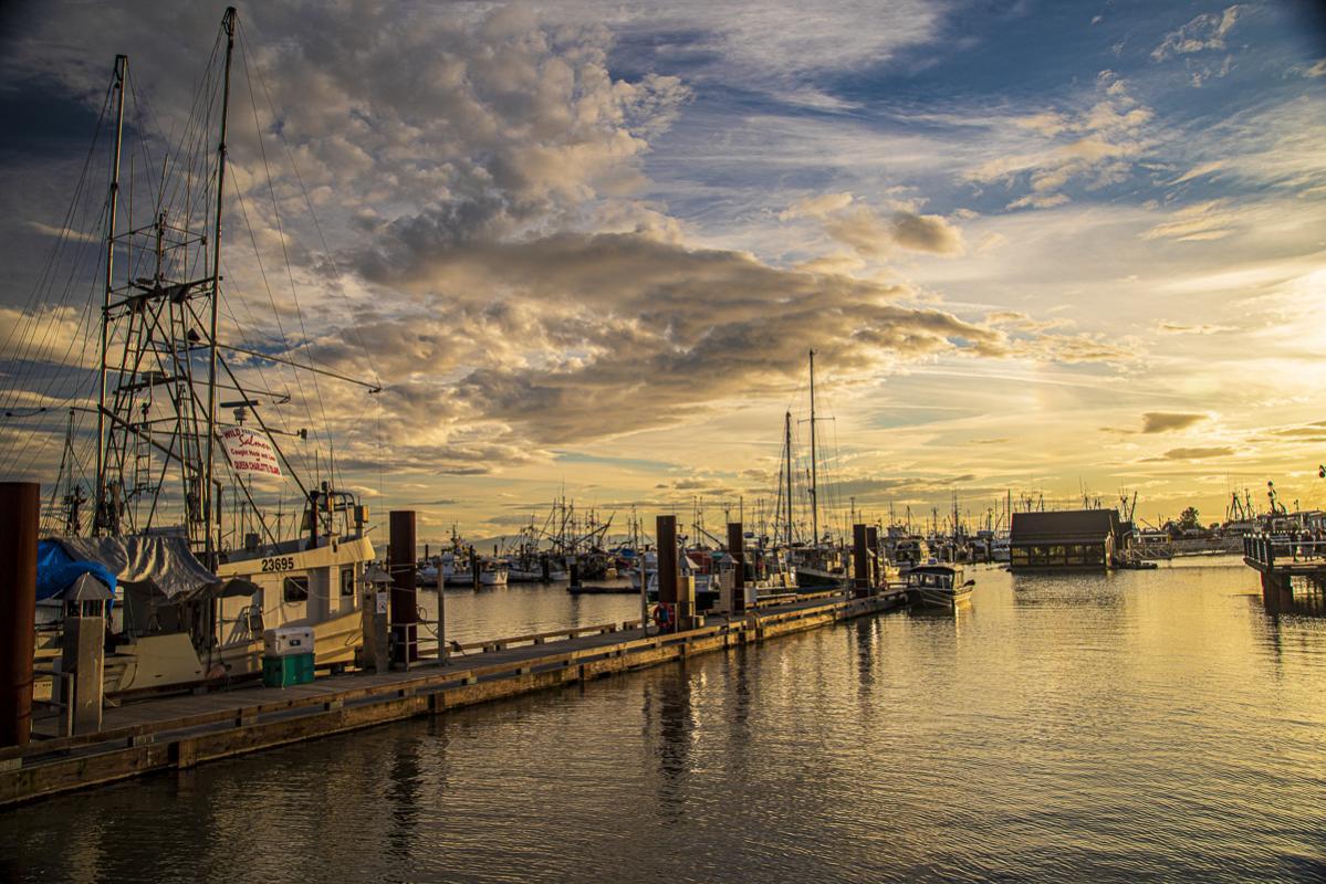 Chuck-Vaugeois-001-Steveston-Fisherman's-Wharf