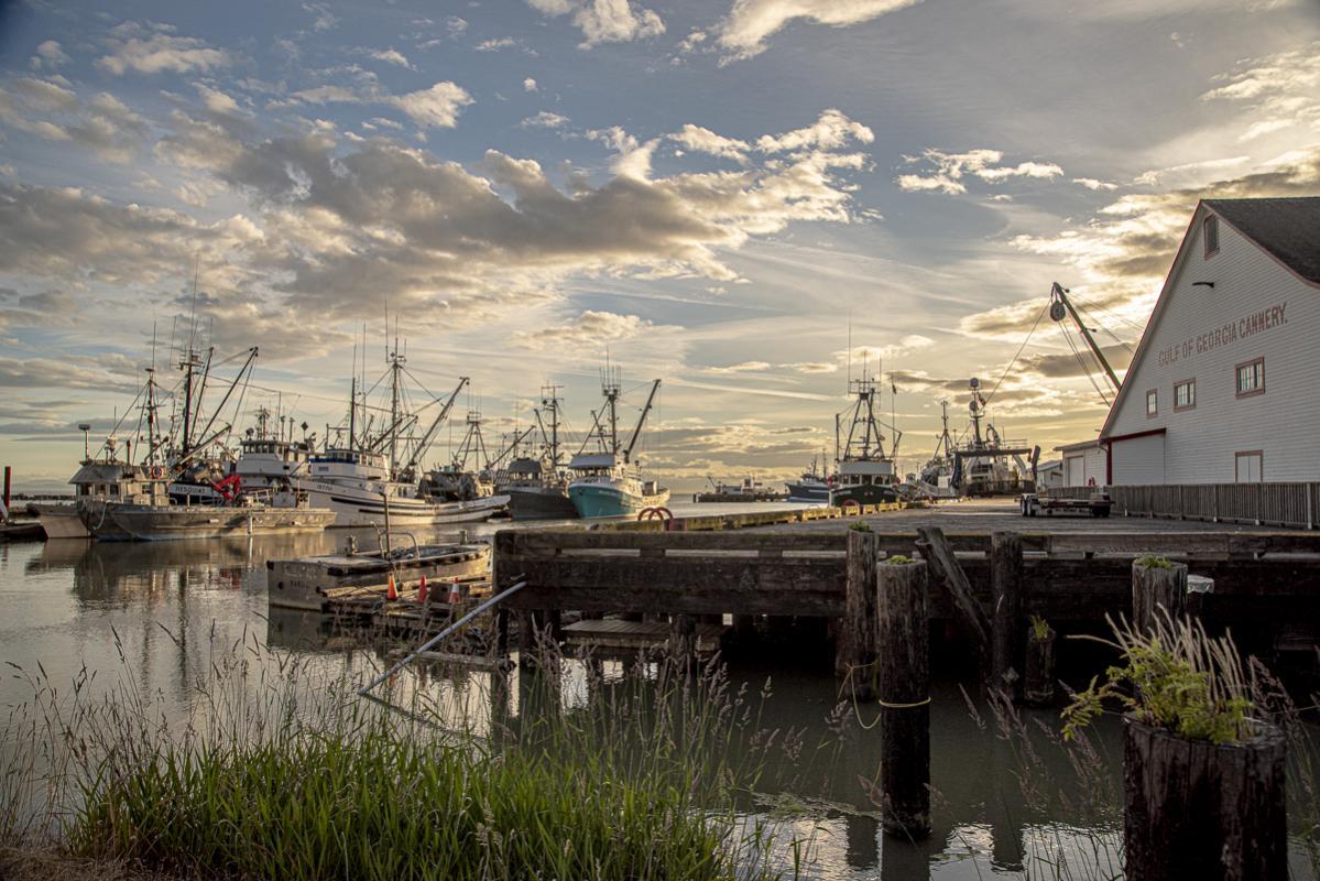 Chuck-Vaugeois-002-Steveston-Fisherman's-Wharf